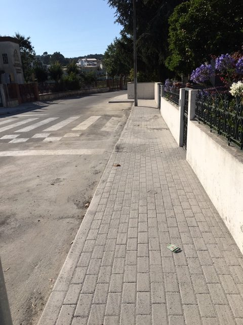 Rua da Igreja e Rua do Arranjinho