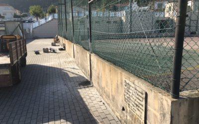 Ringue Desportivo, Rua do Monte