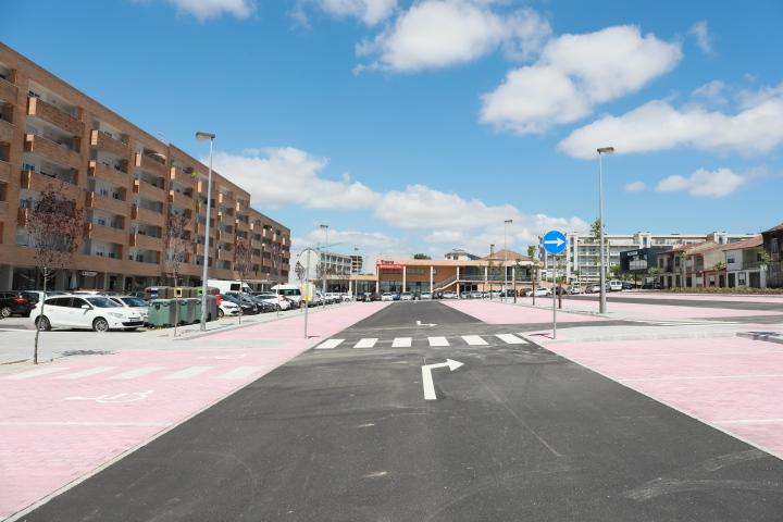 Abertura de um novo Parque de Estacionamento